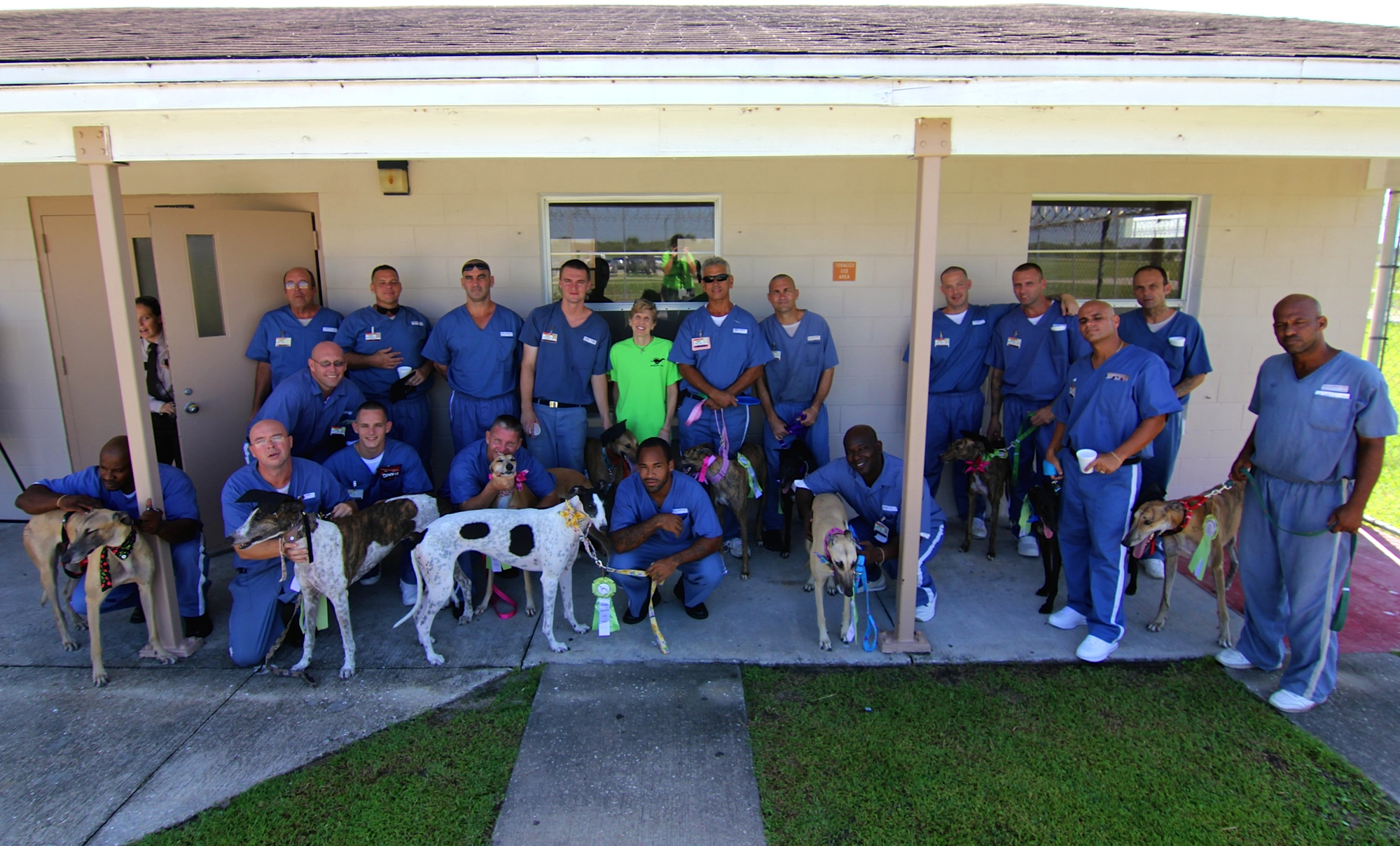 Hardee Prison Dog Program